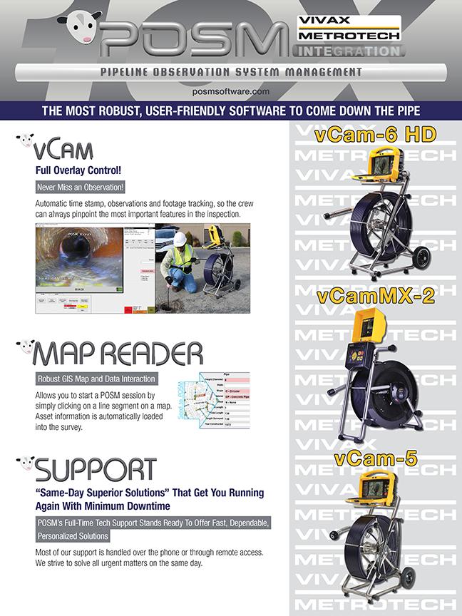 POSM Vivax Poster