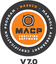 NASSCO MACP Logo