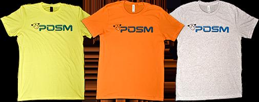 POSM Tshirts Large