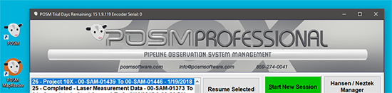 POSM 10X Application Banner
