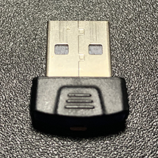 Dongle Bottom View