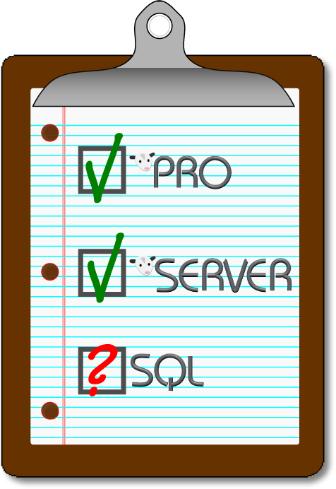 Clipboard SQL Checkboxes