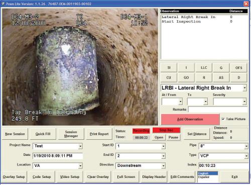 POSM Lite Application Interface